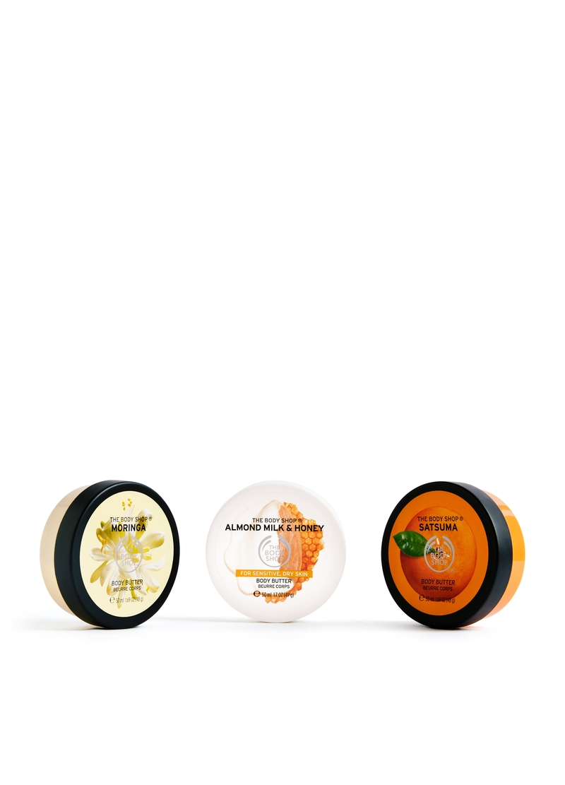 Nourishing Body Butter Trio image number null