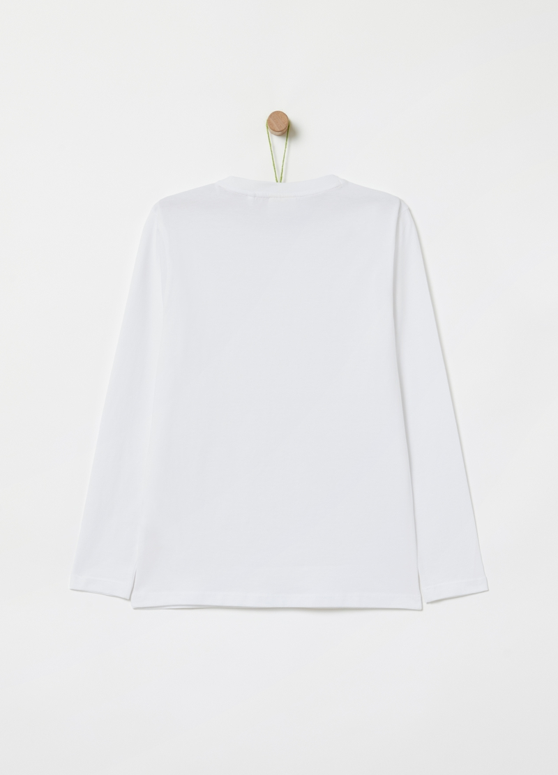 100% organic cotton T-shirt image number null