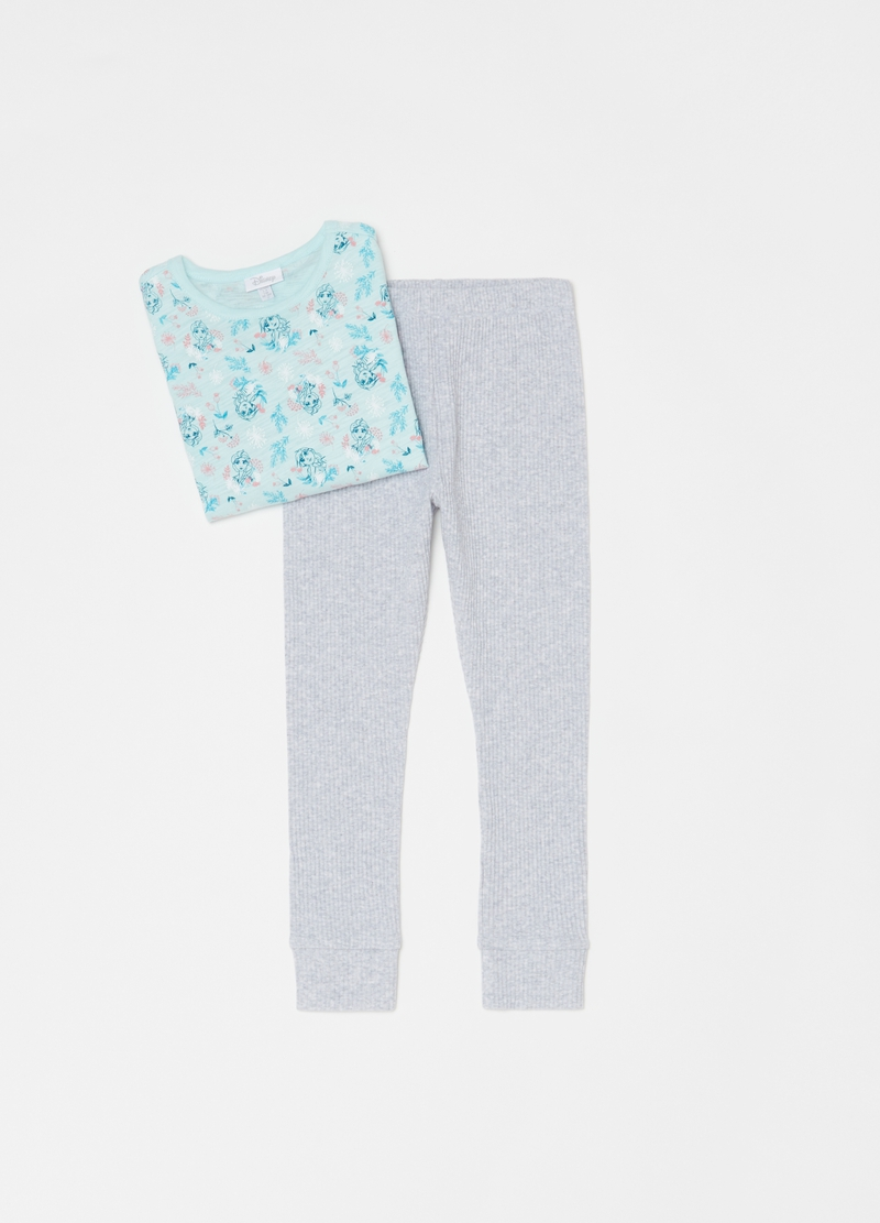 Disney Frozen Elsa full-length pyjamas image number null