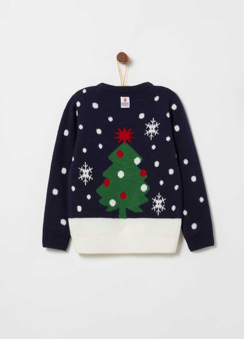 Save the Children Christmas Jumper image number null