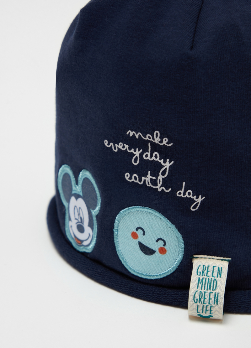 Disney Baby hat in French terry image number null