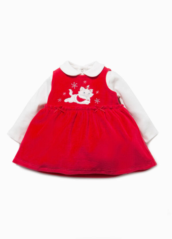 The Aristocats T-shirt and dress outfit