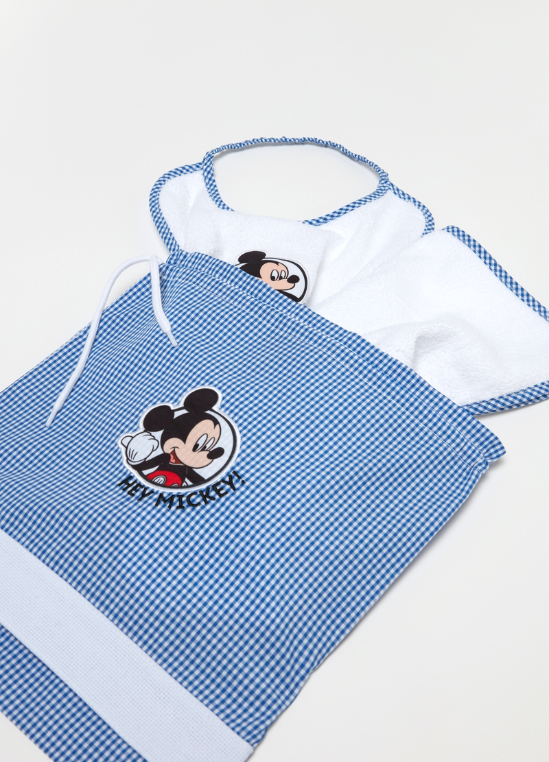 Mealtime set with bib, sac and table mat image number null