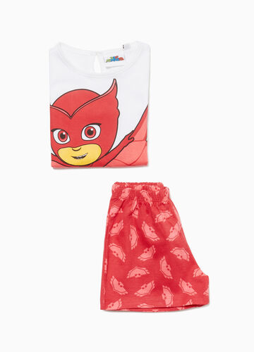100% cotton PJ Masks pyjamas