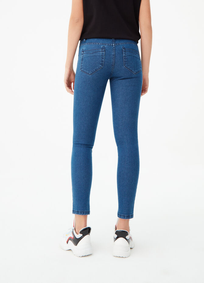 Jeans basic skinny fit cinque tasche