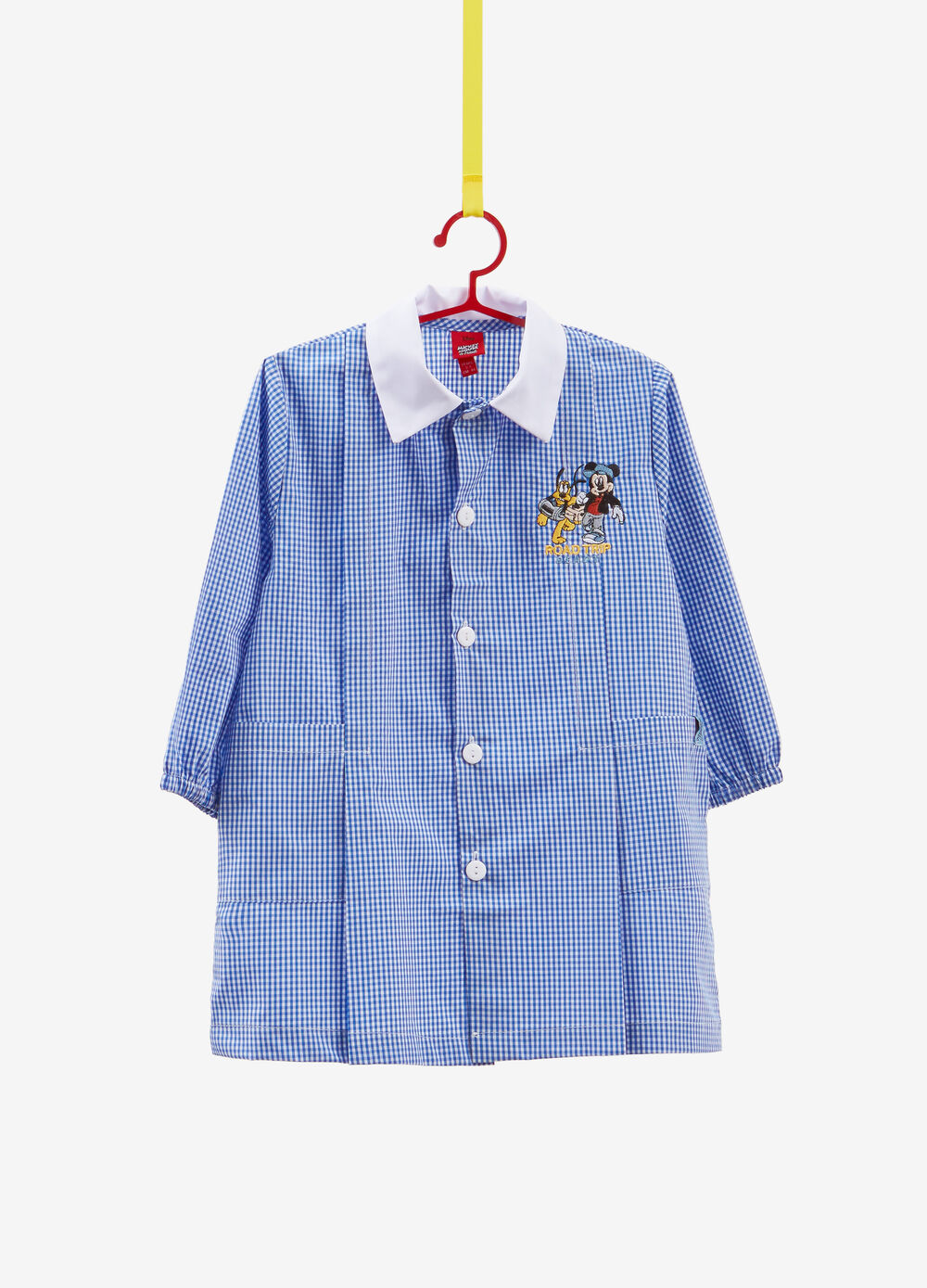 Mickey Mouse and Pluto smock