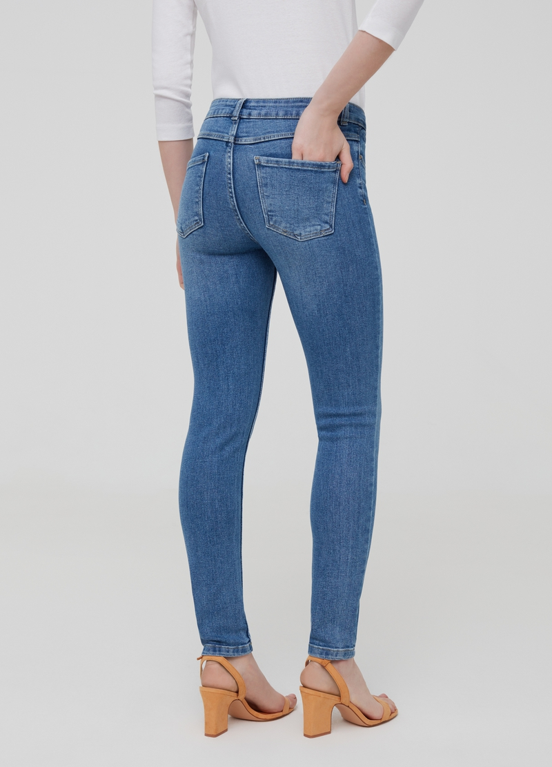 Jeans skinny fit stretch image number null
