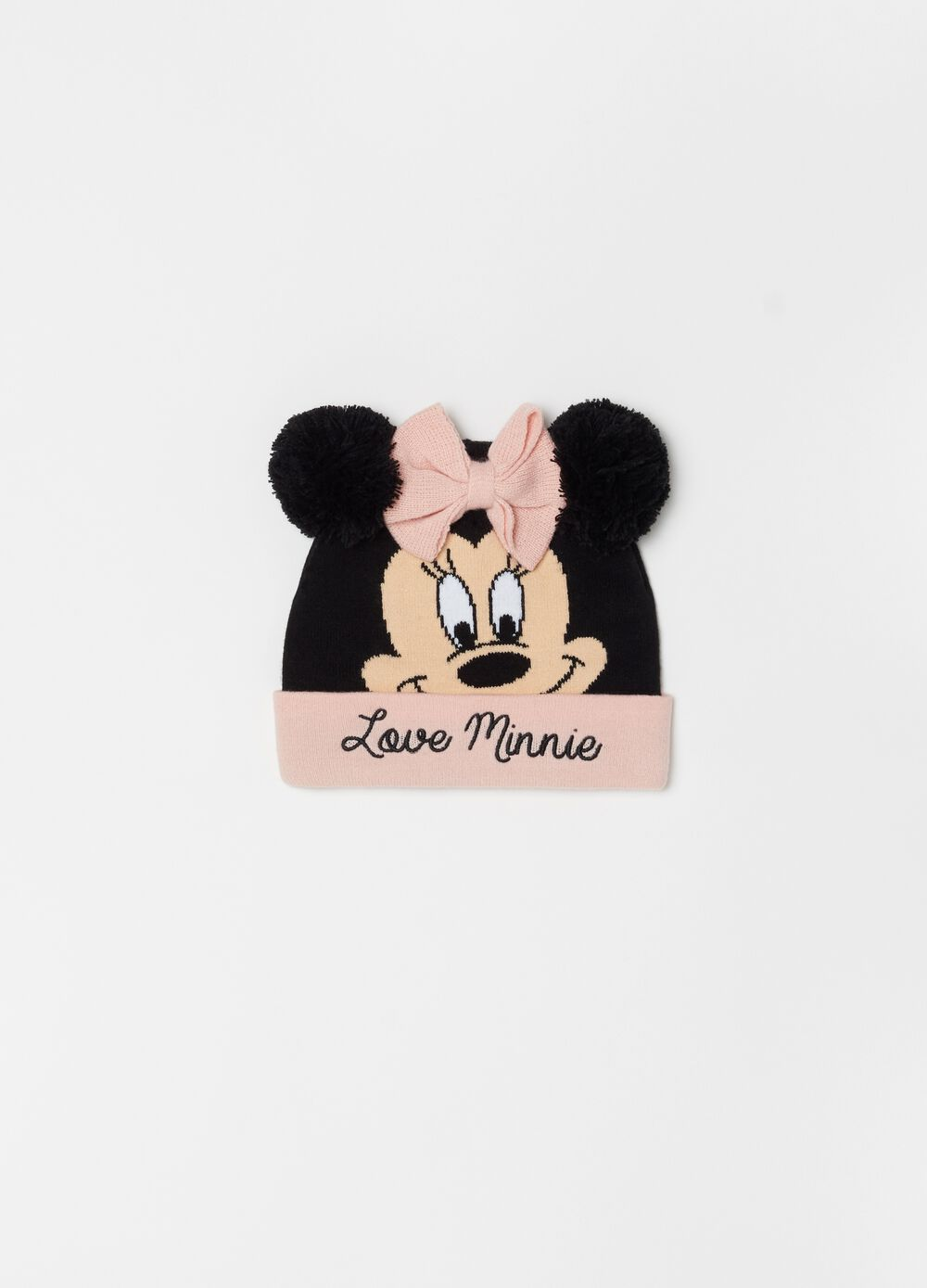 Berretto con pompon Disney Minnie