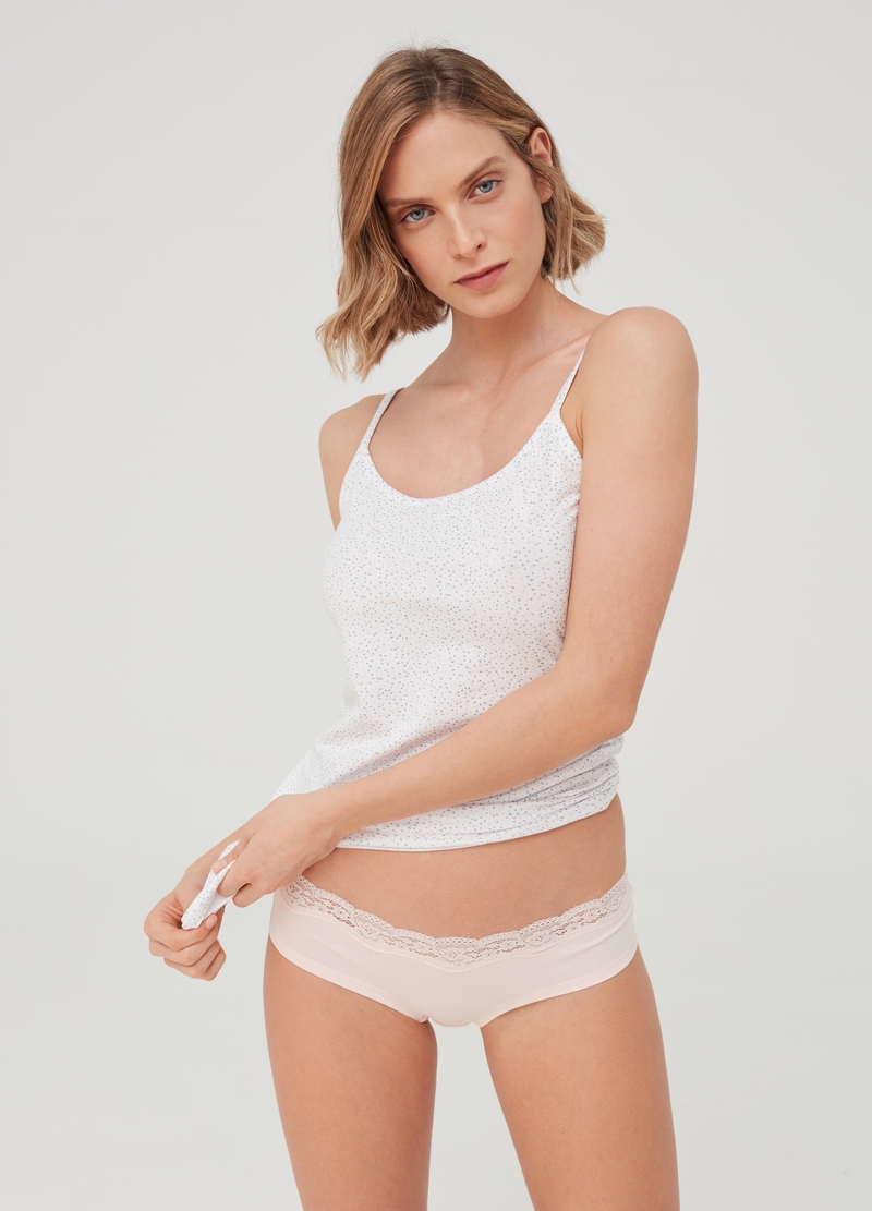 Bipack culotte hipster image number null