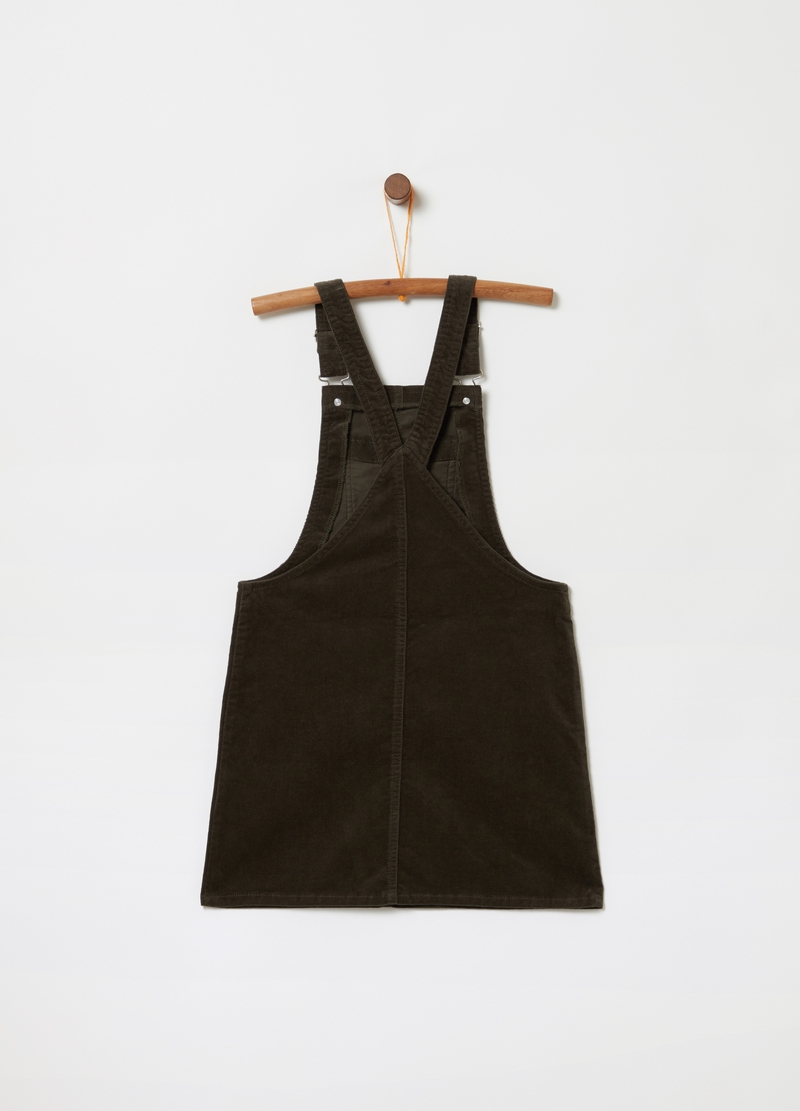 Pinafore with pocket image number null