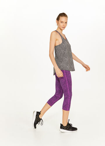 Canottiera sportiva stretch