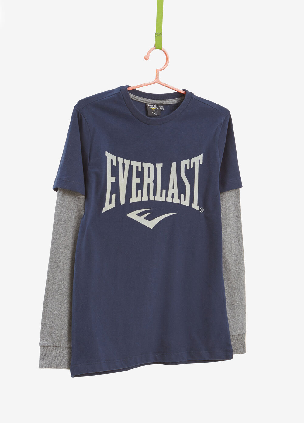 Everlast faux layered T-shirt