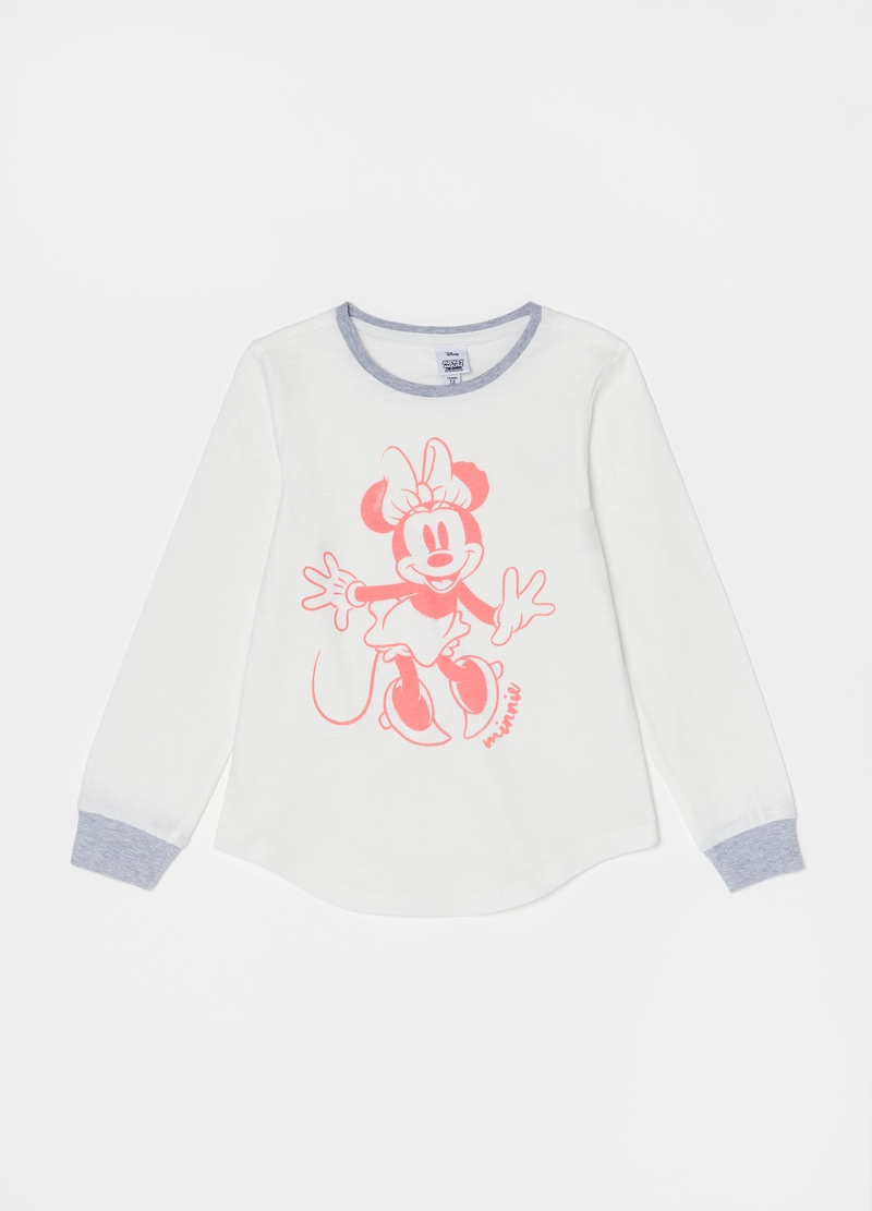 Long Disney Minnie Mouse pyjamas image number null