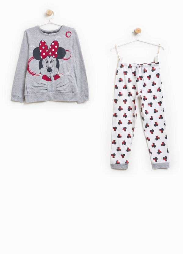 Better Cotton pyjamas with Minnie Mouse print | OVS