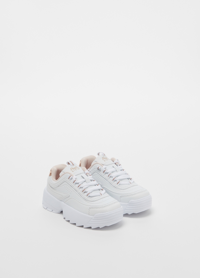 Sneakers with thick sole image number null