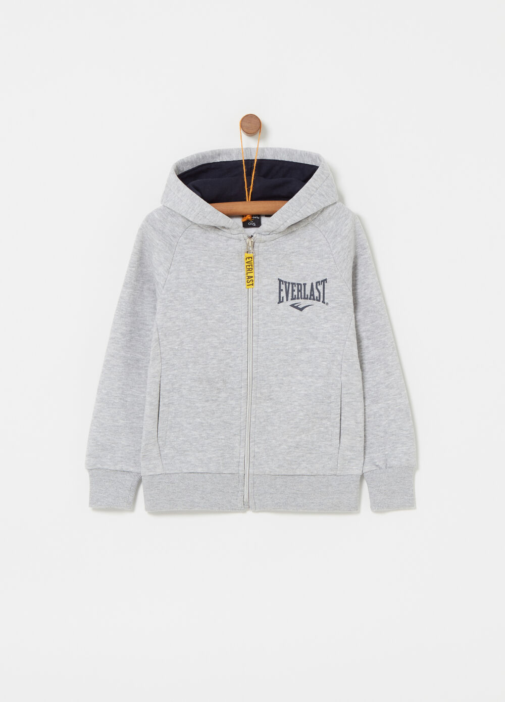 Everlast winter fabric sweatshirt with raglan sleeves