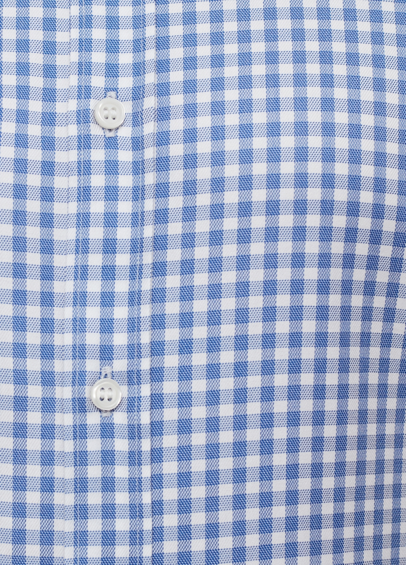 Regular-fit check shirt image number null