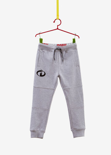 Joggers with The Incredibles print