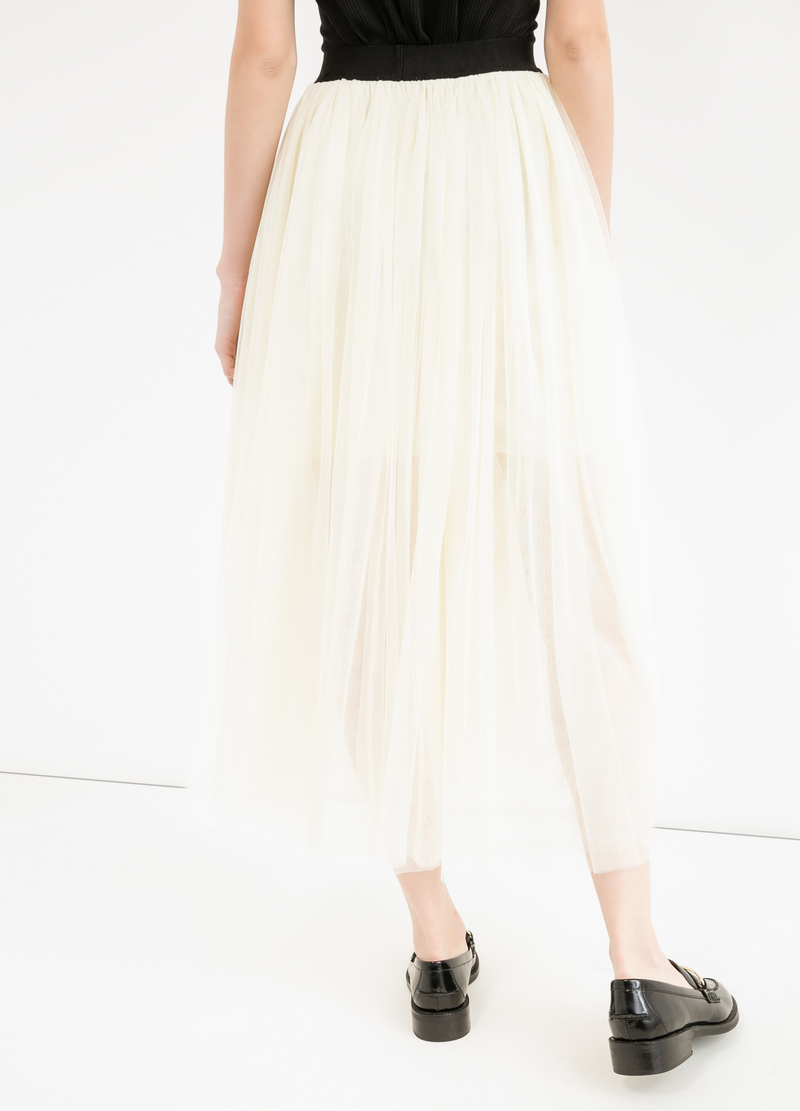 Gonna lunga in tulle image number null