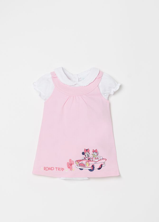 Set body e vestitino ricamo Disney Baby