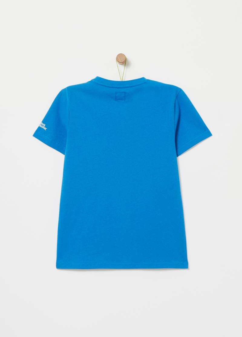 National Geographic T-shirt in organic cotton image number null