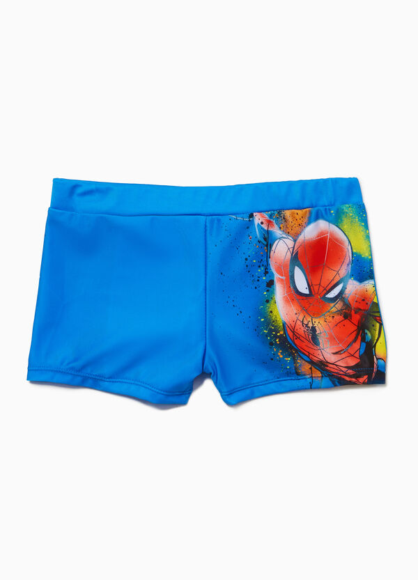 Boxer mare stampa Spiderman