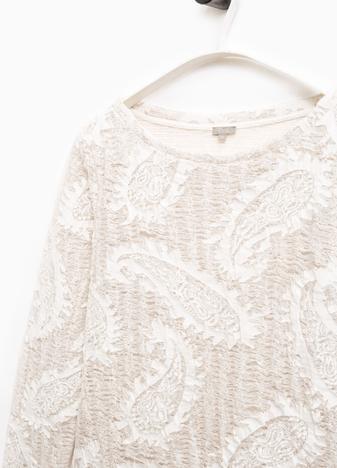 Smart Basic embroidered T-shirt