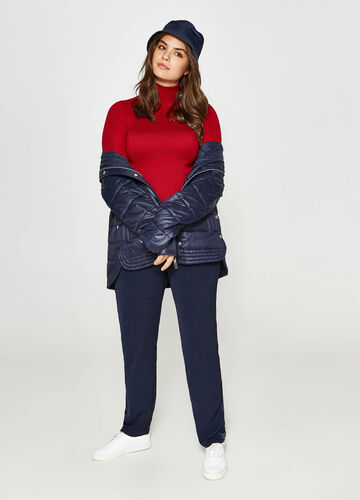 Pantaloni relaxed fit Curvy