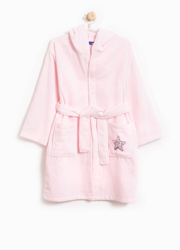 100% cotton Frozen bathrobe | OVS