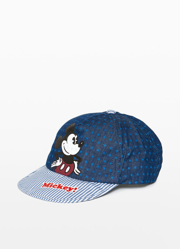 Mickey Mouse stars and stripes hat