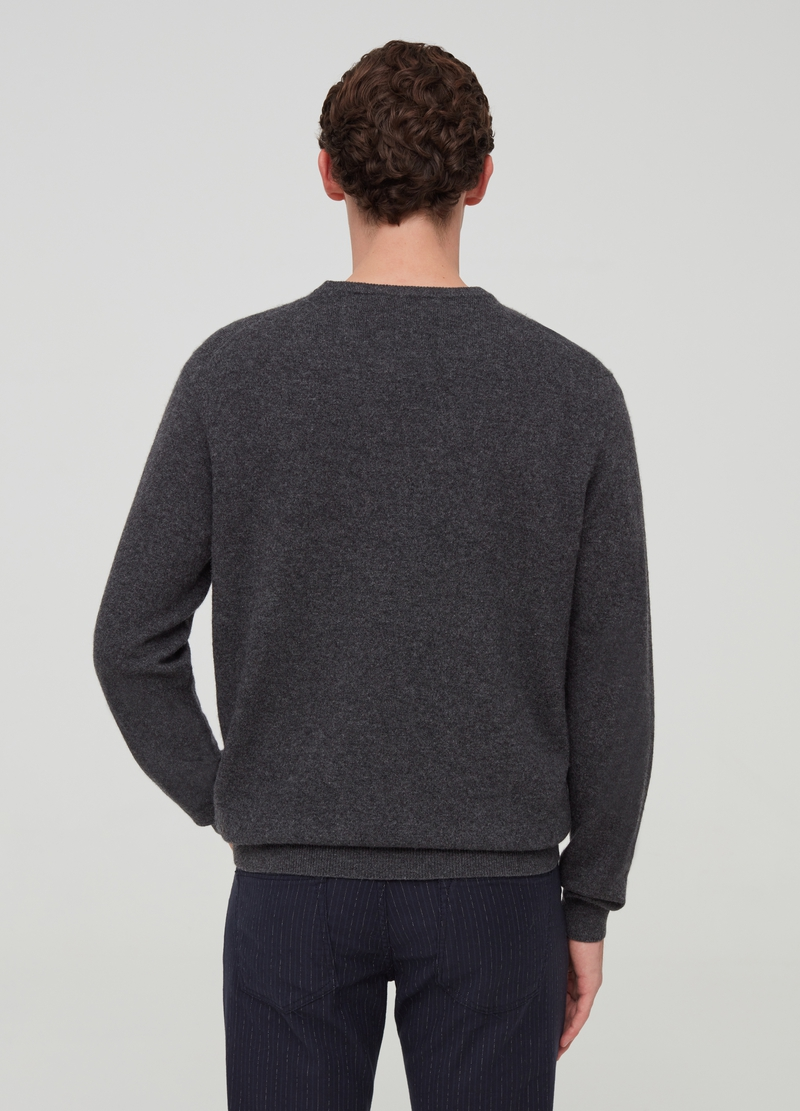 PIOMBO 100% cashmere crew-neck pullover image number null