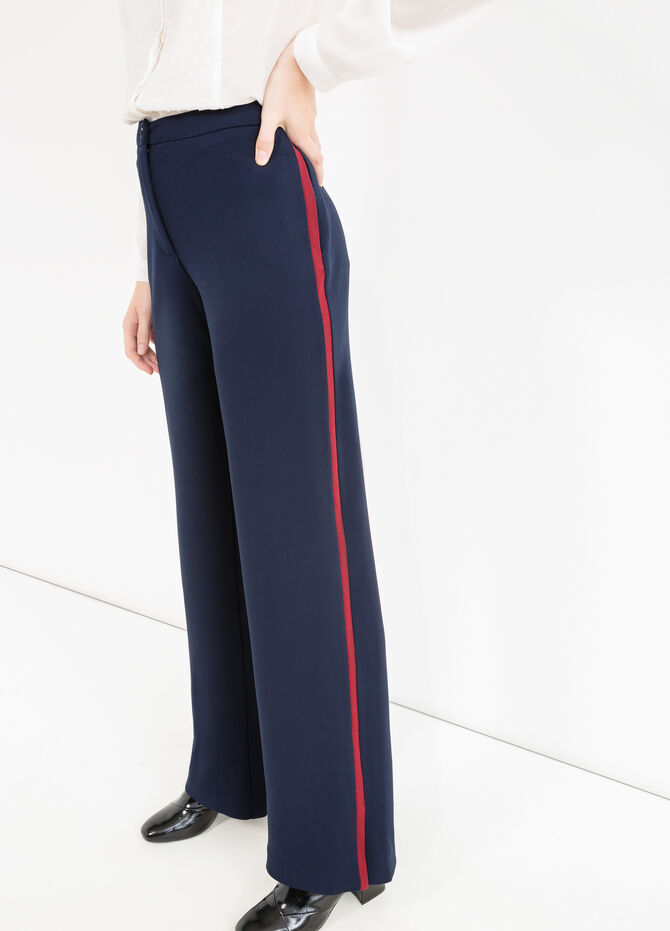 Elegant stretch trousers