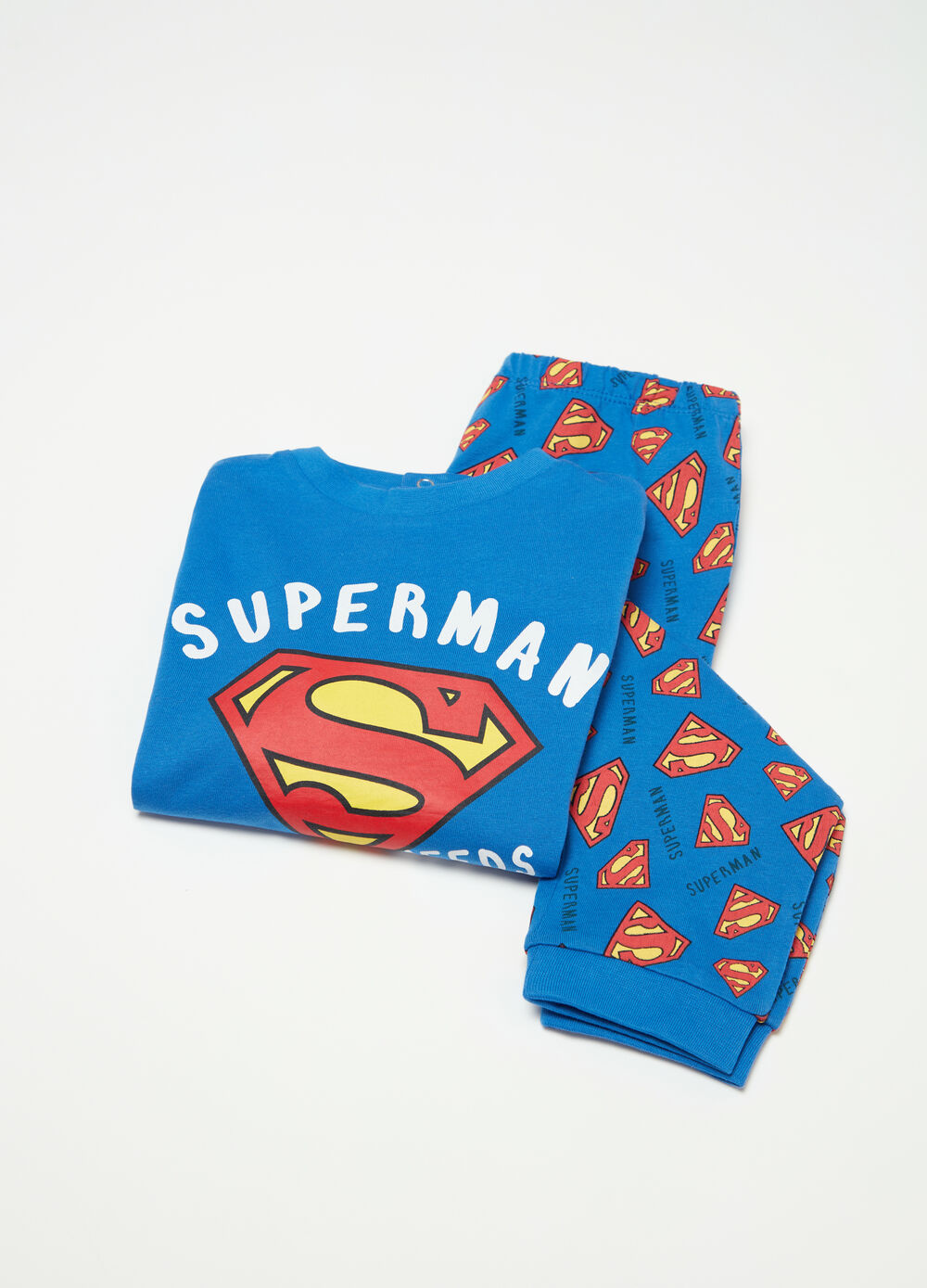 100% cotton Superman pyjamas