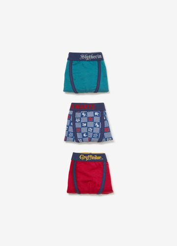 Three-pack Harry Potter stretch boxers