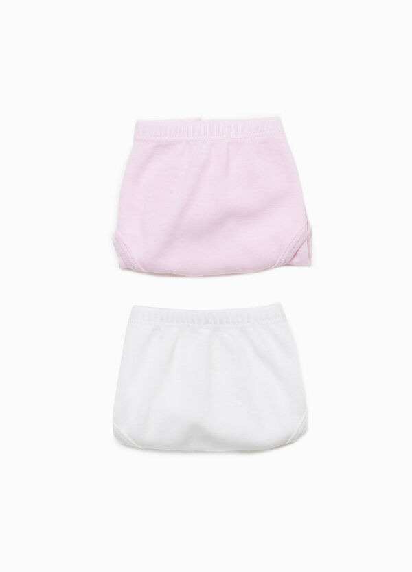 Two-pack organic cotton briefs | OVS