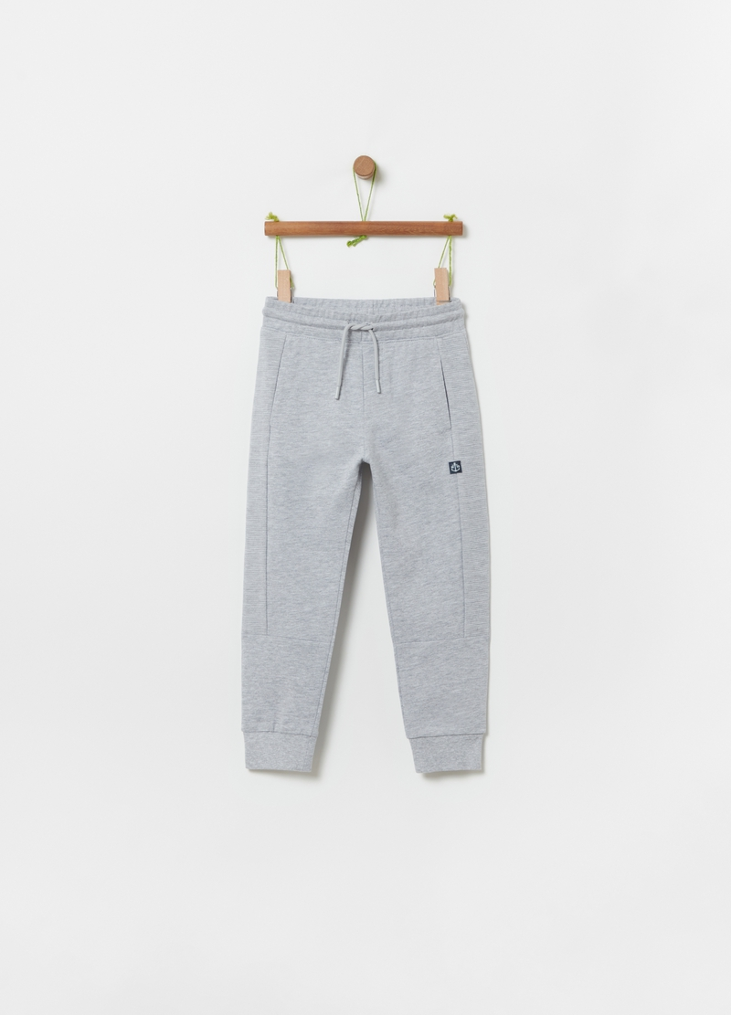 Joggers in French Terry image number null