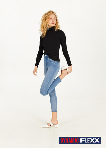 Dynamic Flexx super-skinny-fit jeans