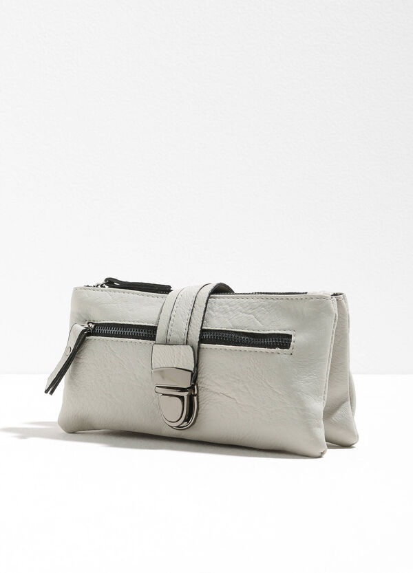 Textured purse with strap | OVS