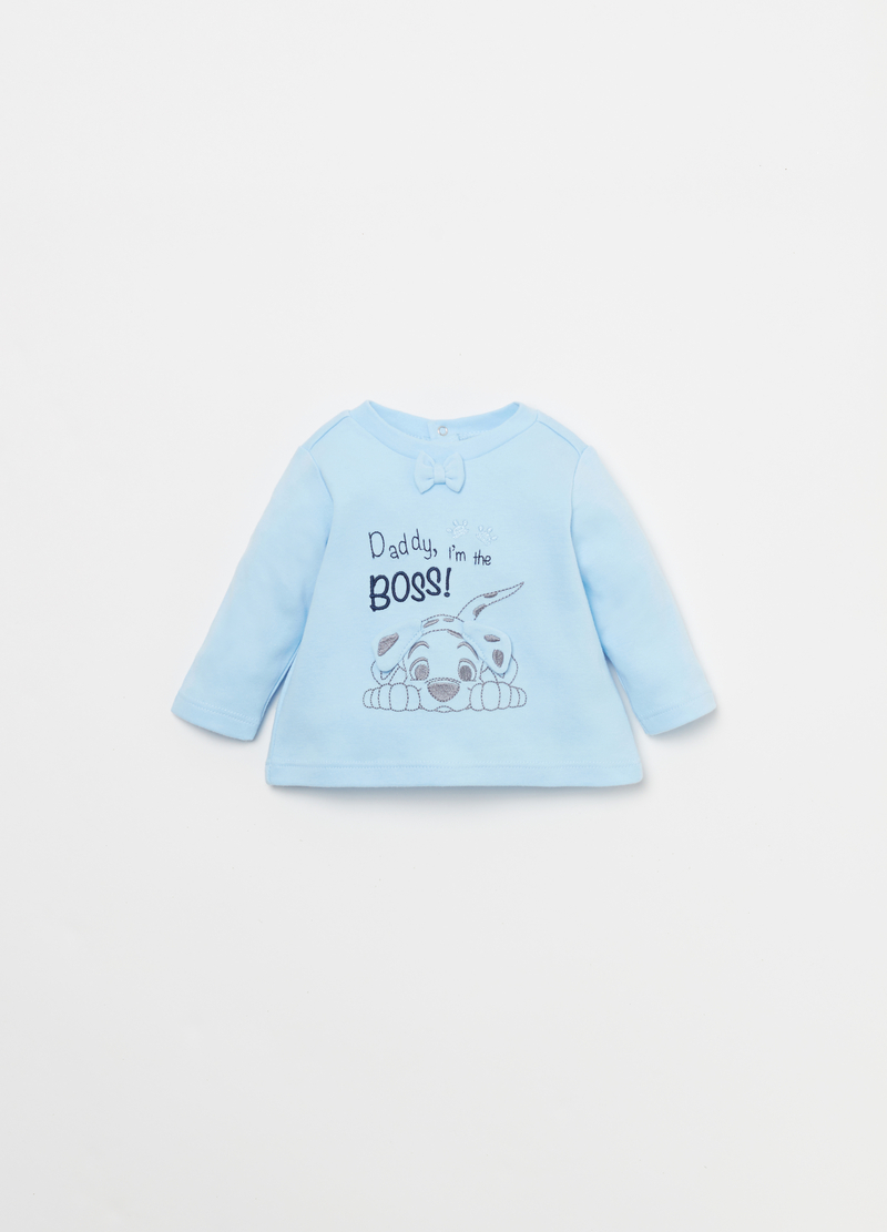Disney Baby T-shirt with bow tie and ears image number null