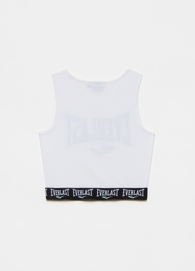 Tank top Everlast con stampa image number null