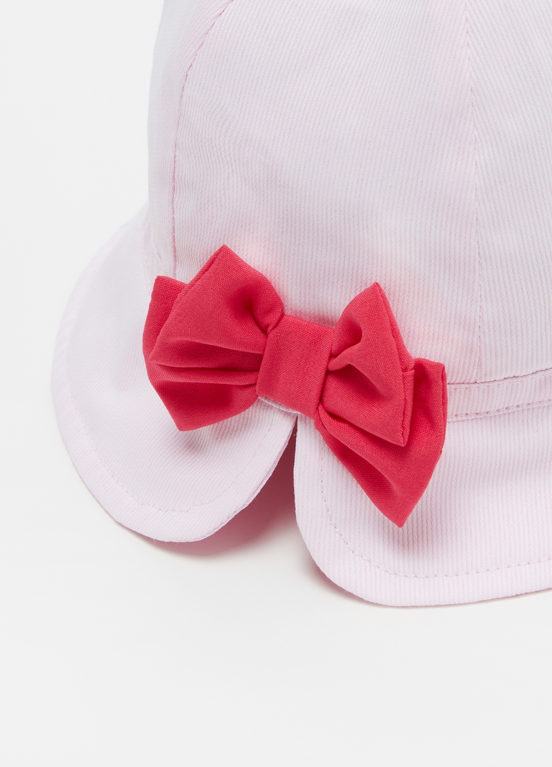 UPF 50+ hat with bow image number null