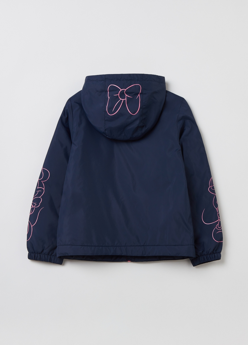 Disney Minnie Mouse jacket with hood image number null