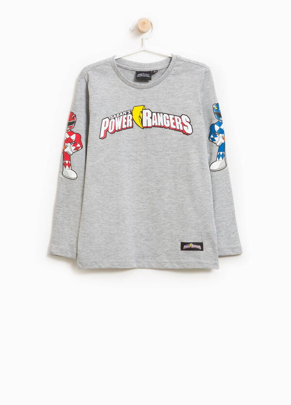 Cotton Power Ranger T-shirt