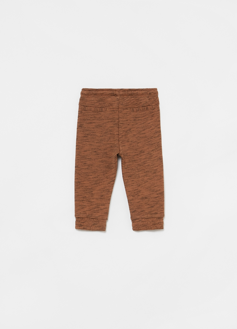 Joggers con coulisse e tasche image number null