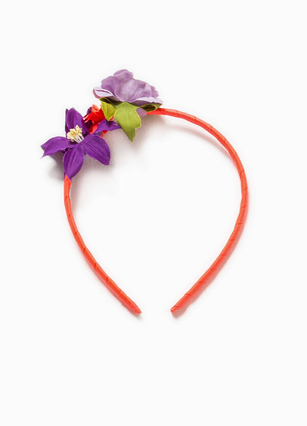 Hairband with flowers   OVS