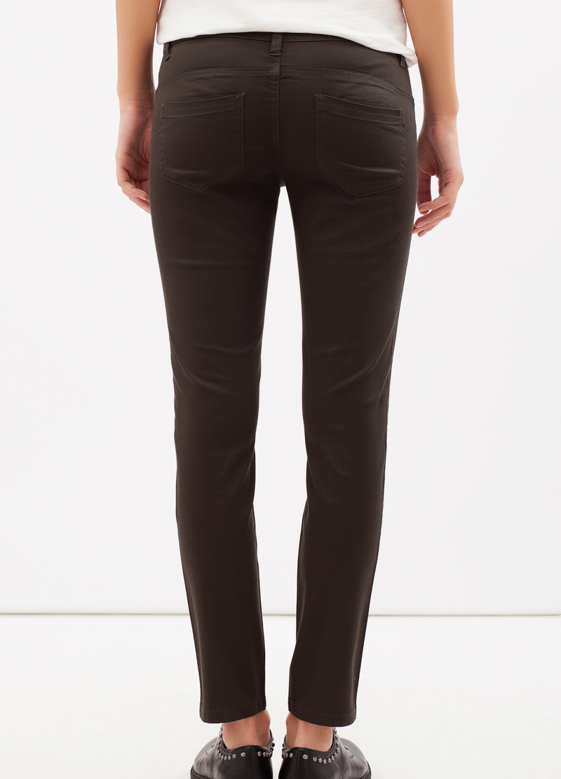 Pantaloni skinny fit stretch image number null