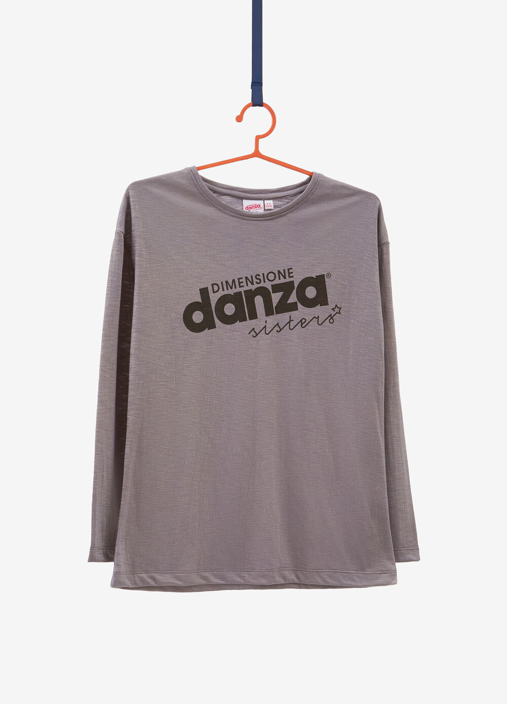 Long-sleeved Dimensione Danza T-shirt