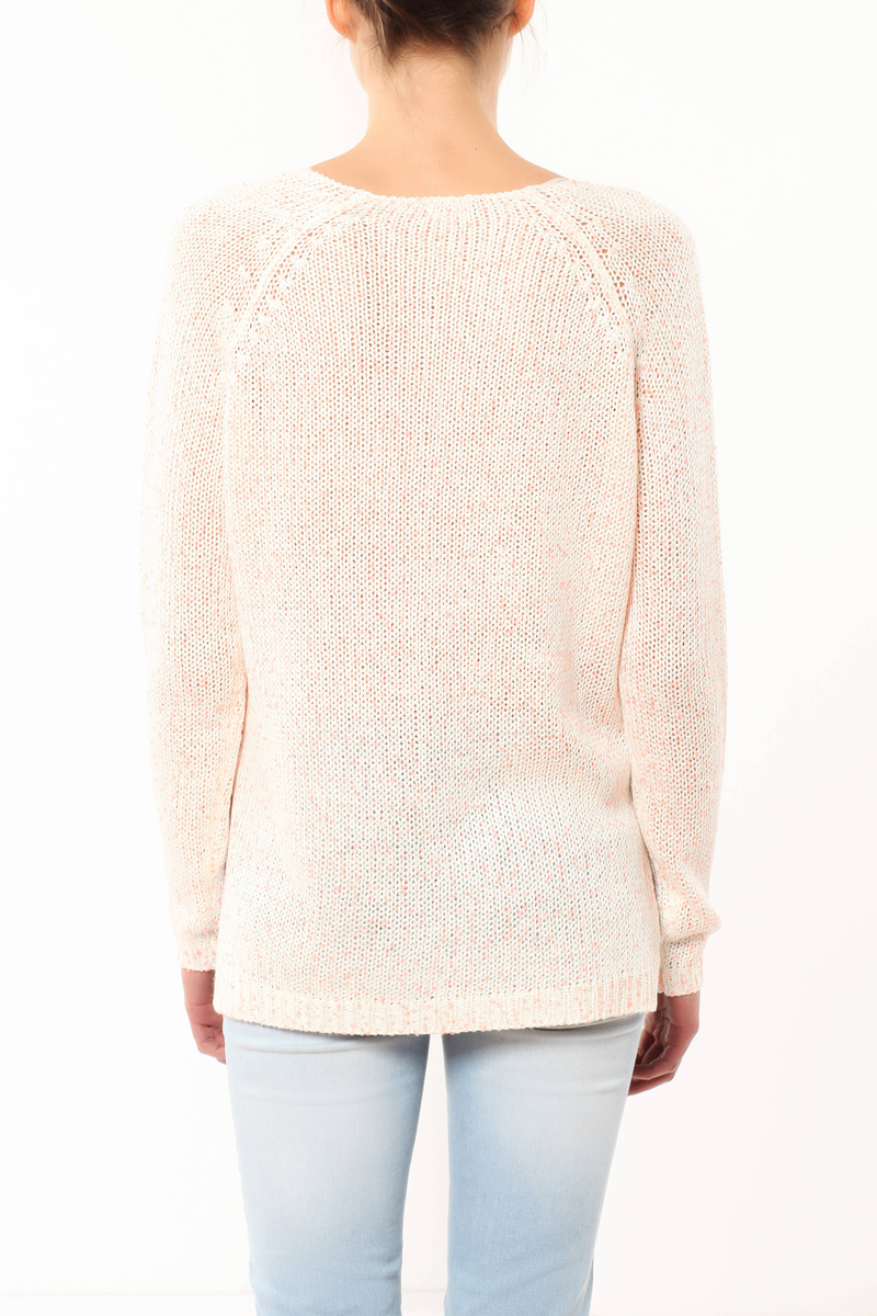 Tricot knit jumper image number null