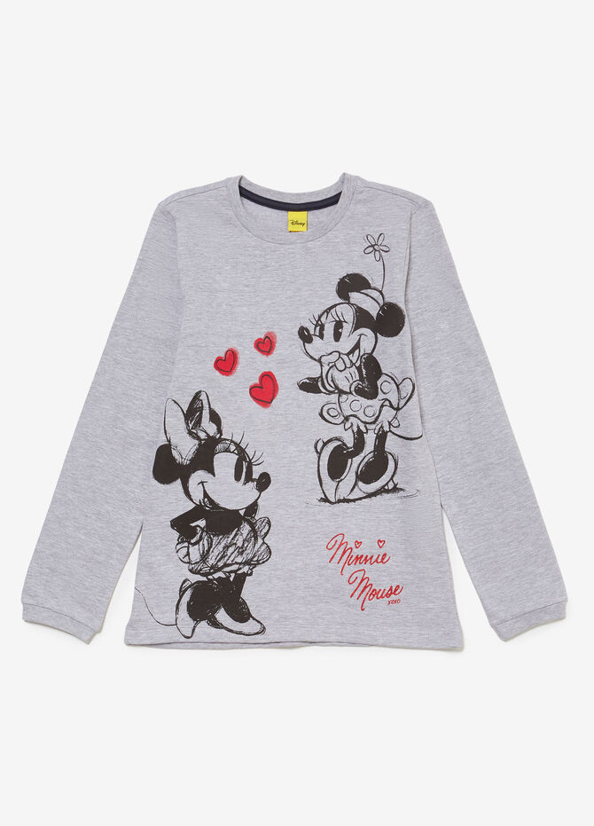 100% organic cotton Minnie Mouse pyjamas