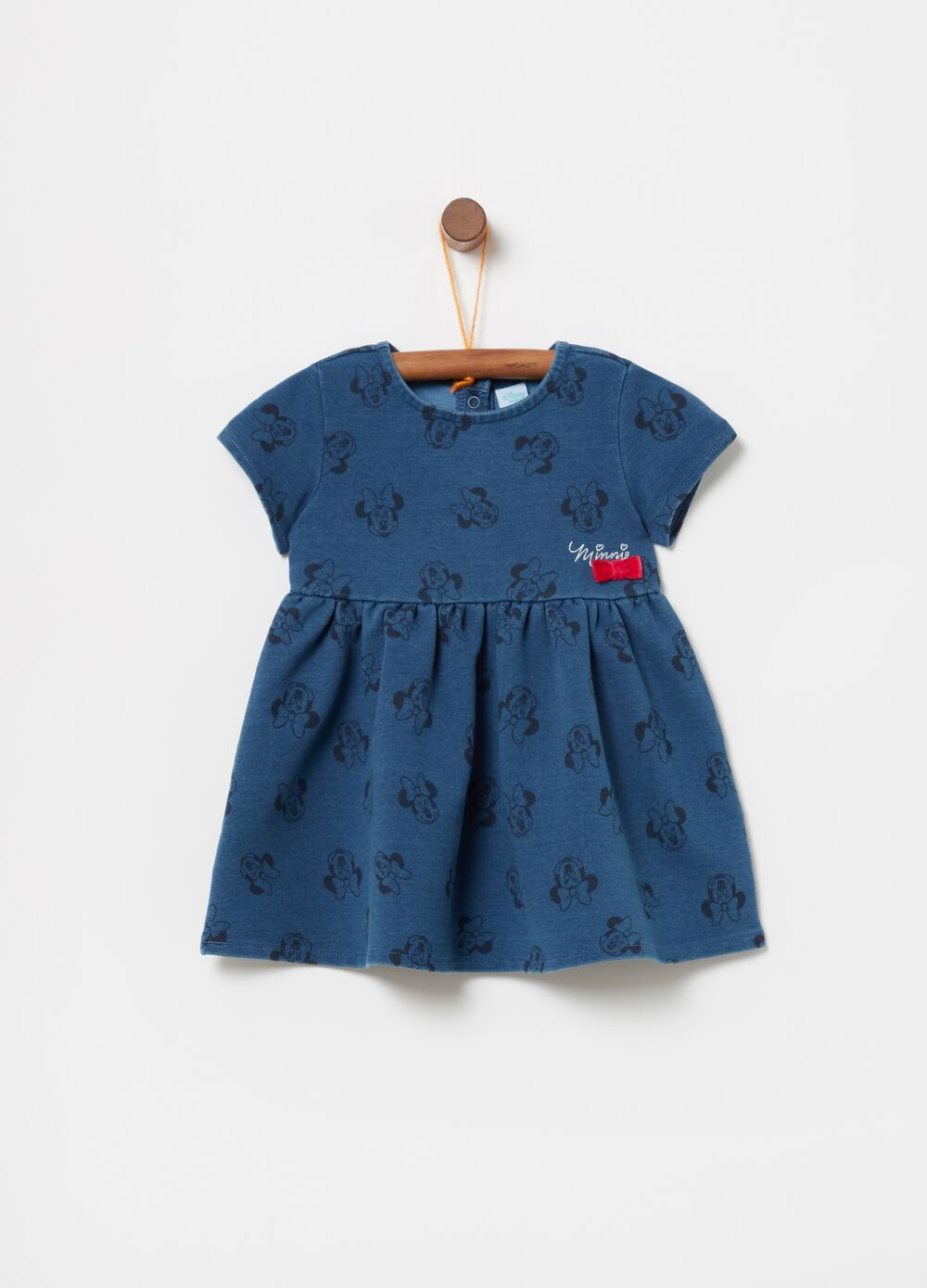 Vestitino denim fantasia Disney Minnie